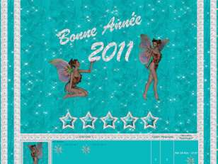 bonne annee 2011**