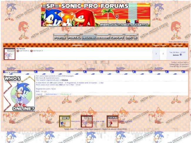 =SP= Sonic Pros Original 2.0