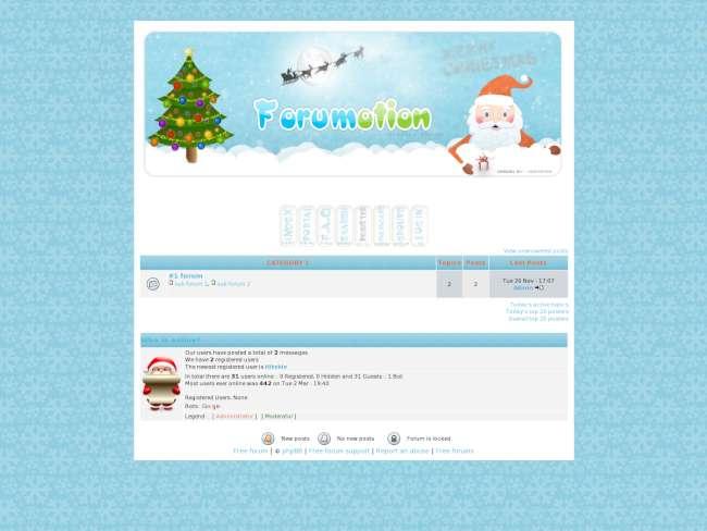 Sweeter christmas2011 !