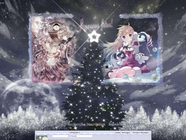 Noël sous le sapin