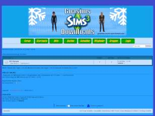 Goasims sims 3 winter-...