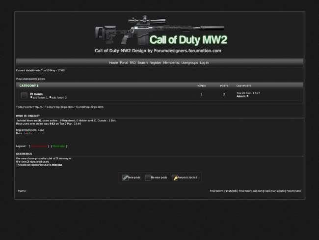 Call of Duty MW2