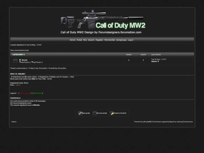 Call of duty mw2