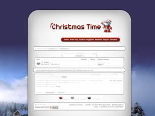 Christmas time - gray ...