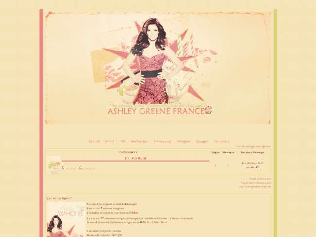 Ashley greene france f...