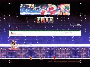 Navidad al estilo anime