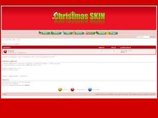 Christmas skin`s