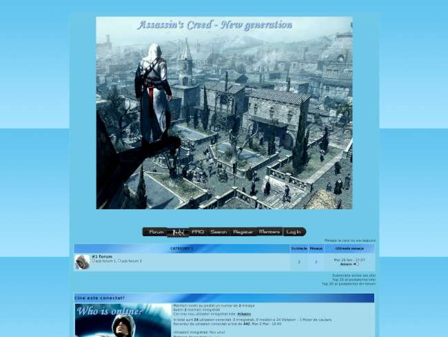 Assassin creed rpg