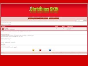 New christmas skin`s