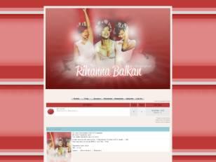 RihannaBalkan