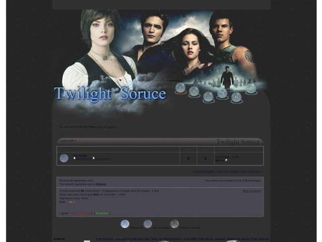 Twilight Soruce