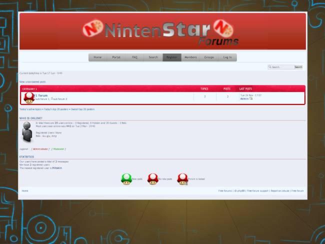 http://nintenstarssite.forumotion.net/