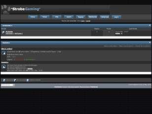 Bluefox strobe gaming ...