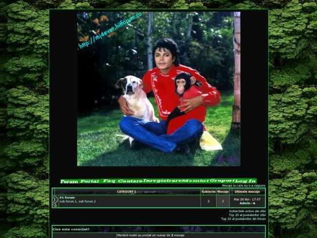 MJ Nature Theme