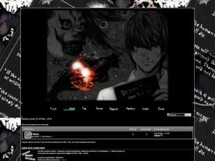 Death note rpg online ...