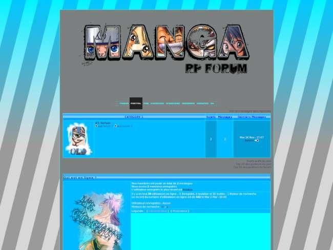 Manga rp forum
