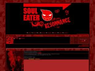Soul eater : résonance