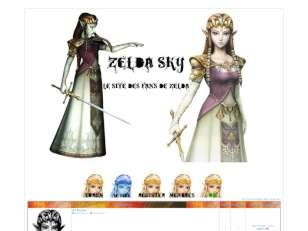 Zelda sky's thème