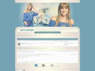 Maritza rodriquez blue