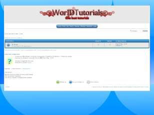 World-tutorials
