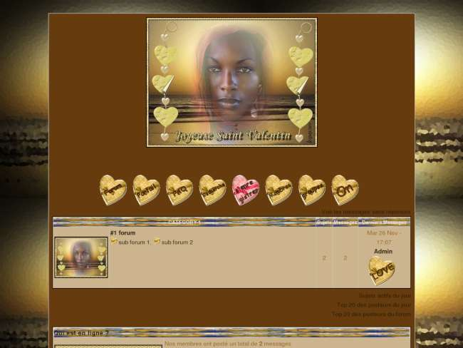 Africa saint valentin