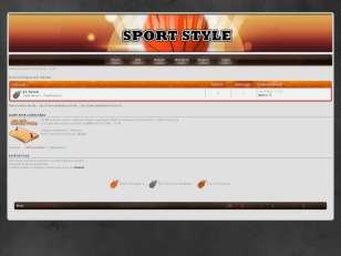 Sport styles