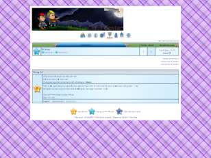 My forum skin
