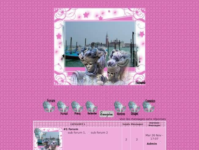 carnaval rose 0000