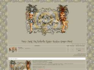 Carnaval sur le forum