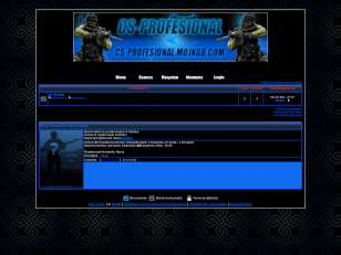 Cs-profesional blue theme