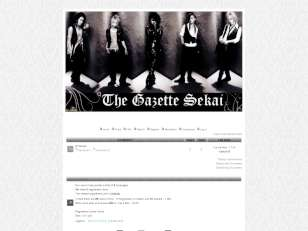 Gazette white