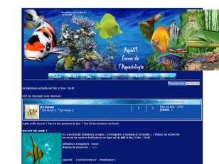 Aquariologie