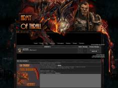 Wow : guilde army of t...