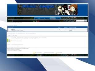 Anime - Juegos by javi...