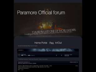Paramore official foru...