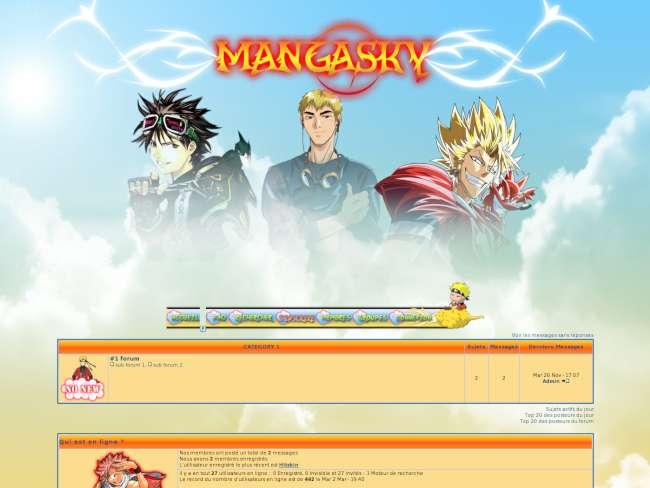 Mangasky