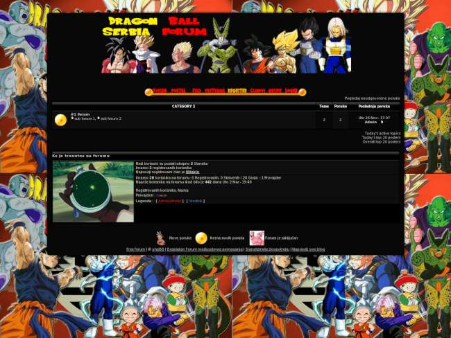 Dragon ball serbia forum