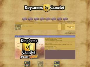 Kingdom of camelot