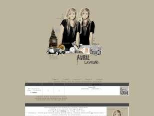 ستايل منتديات Avril La...