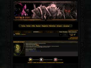Atardecer warcraft