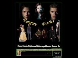 Vampire diaries noir e...