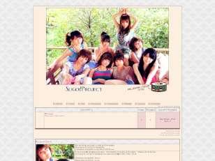 thème Morning Musume