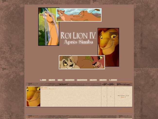 Roi lion iv