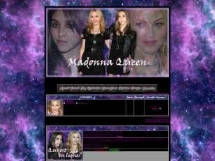 Madonna queen