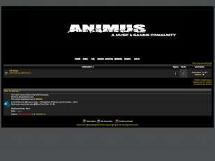 Animuscommunity #1