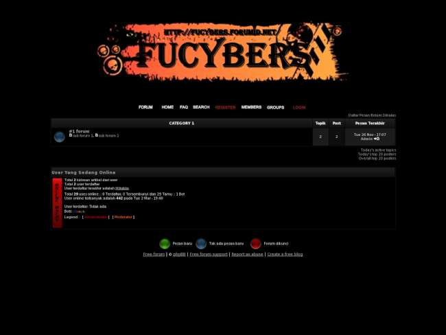 Fucybers