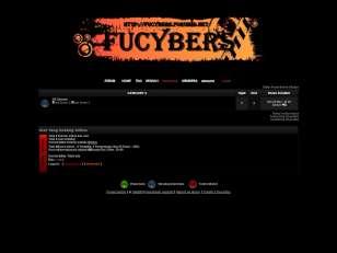 Fucybers theme