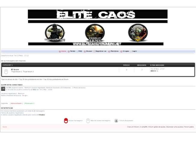 Elite Caos WebCheats