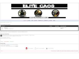 Elite caos webcheats