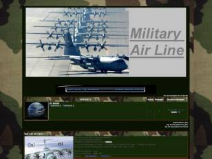 Airlines military